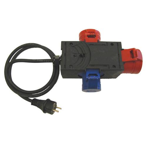 CEE Adapter 16/32A