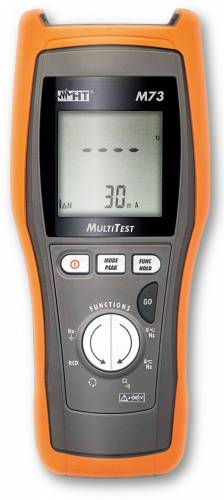 HT M 73 Multifunktionstester FI/RCD Analyse - A- Ware