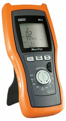 M 75 Multimeter Lantester