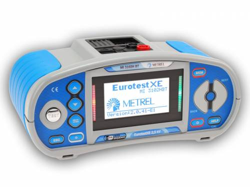 Metrel Eurotest MI 3102 BT Installationstester