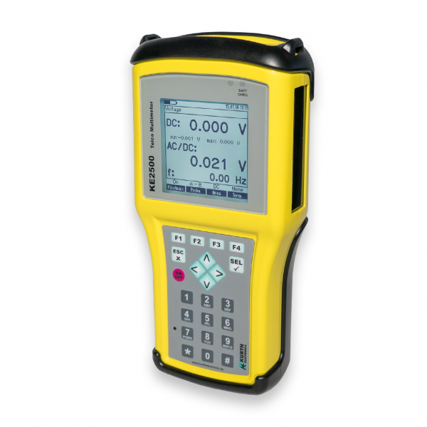 KE 2500 Telco Multimeter